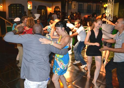 Clases de Salsa en Cuba