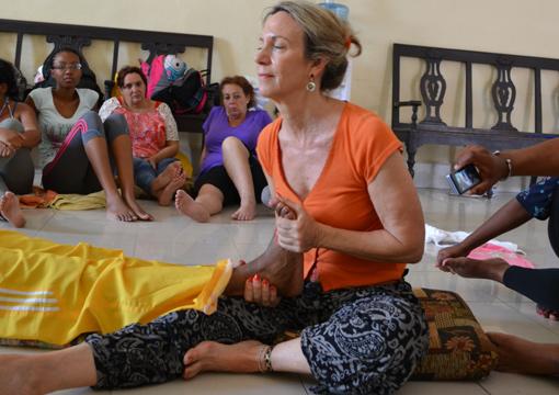 Masaje Tailandés en Cuba