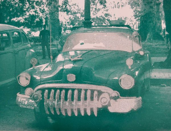 fischer-coche-verde