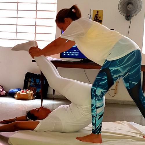 ¿Qué es el masaje tailandés?